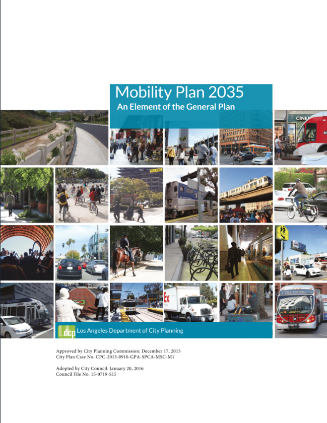 Lincoln Heights Mobility Plan 2035