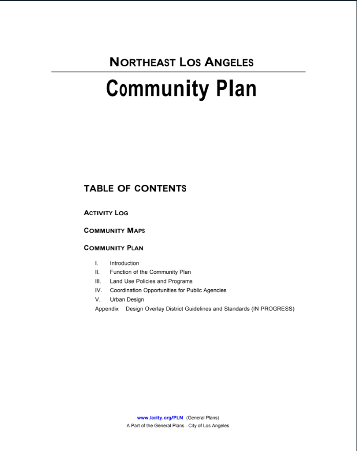 Lincoln Heights Mobility Plan