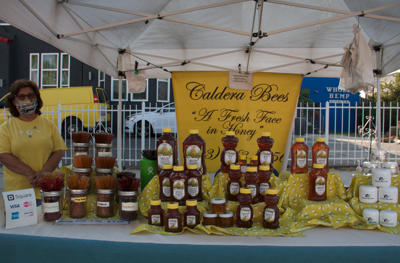 Honey Farmers Market Lincoln Heights Farmers Market
