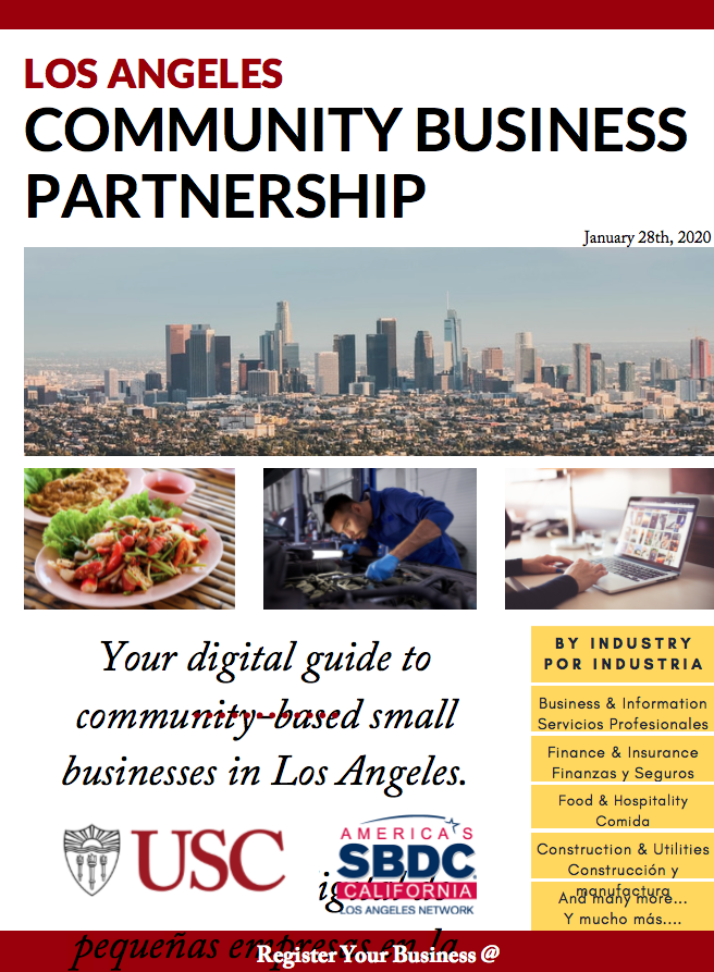 USC Business Directory in Lincoln Heights