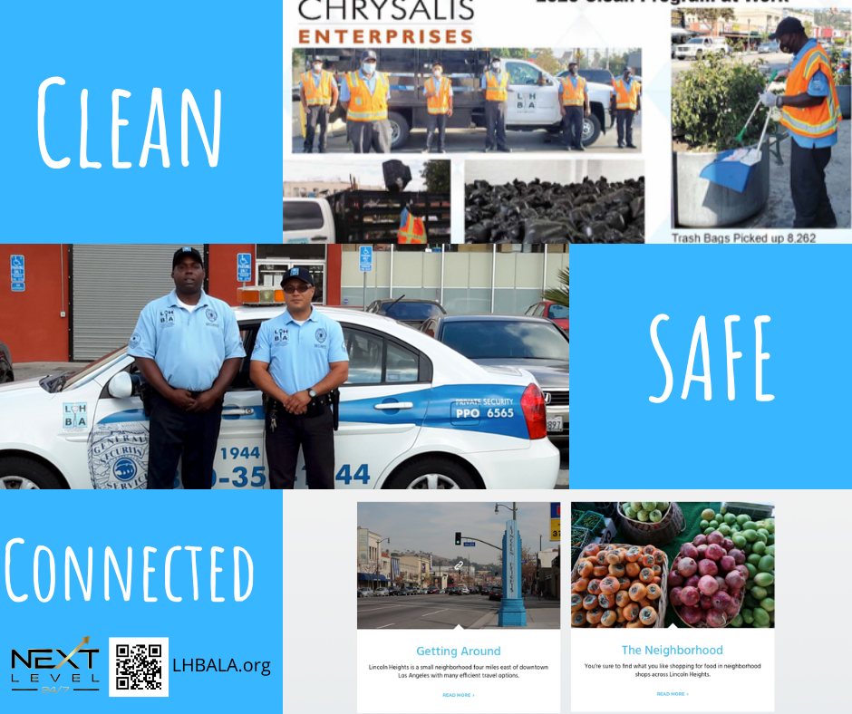 Clean Safe Connected Lincoln Heights